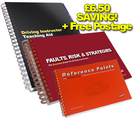 Teaching Aid, Faults, Risk & Strategies, Reference Points - Package 10