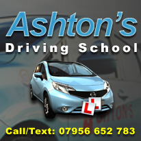 Ashtons Driving School in Pinner - Driving Lessons, Block Bookings, Intensive Driving Courses, Under 17 Lessons, Pass Plus