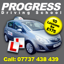 Progress Driving School in Slough