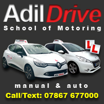 Driving School in Southall - Hourly Lessons, Block Bookings