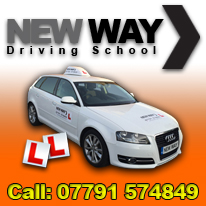 New Way Driving School in Southall - fully qualified female driving instructor