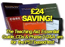 The Whole Package - all DITA Teaching Aids