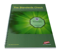 Driving Instructor Standards Check Manual