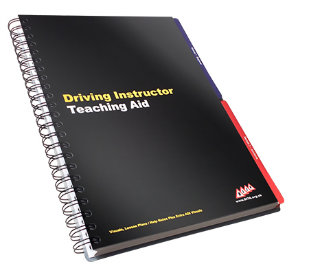 Driving Instructor Teaching Aid